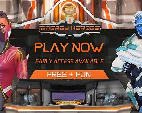 en savoir plus jeux video l acc s anticip de energy heroes ouvre aujourd hui. Black Bedroom Furniture Sets. Home Design Ideas