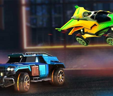 jeux video 2 battle cars classiques arrivent sur rocket league ps4 cotentin webradio actu. Black Bedroom Furniture Sets. Home Design Ideas