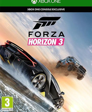 jeux video forza horizon 3 dispo sur xboxones et windows 10 cotentin webradio radio. Black Bedroom Furniture Sets. Home Design Ideas