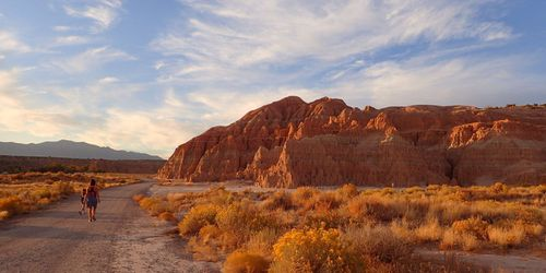 Nevada - Cathedral Gorge