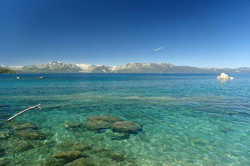 Eastern Sierra & Lake Tahoe