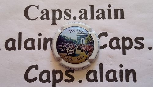 6 BELLES CAPSULES CHAMAPGNE DOURY VOITURE POLICE NEWS
