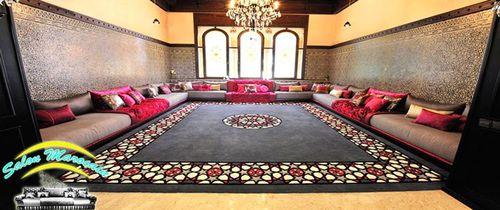 salon marocain de haute gamme - Caftan 2015 | robe de soirée ...
