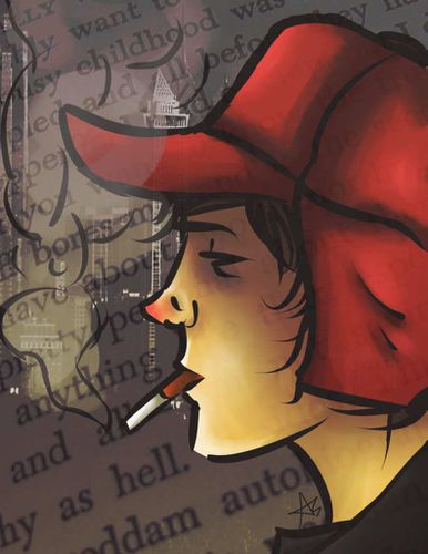 The Catcher In The Rye This Blog Is About The Book The