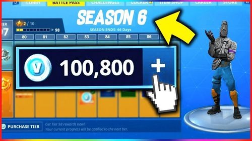 Hack Free V Bucks Generator Mobile Pc Ps4 Xbox 2019 With