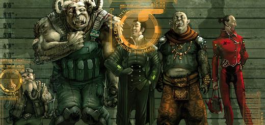 Savage Shadowrun — Les races