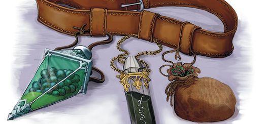 Les objets magiques