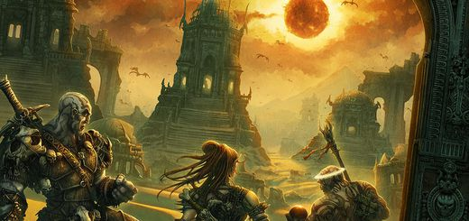 Savage Dark Sun