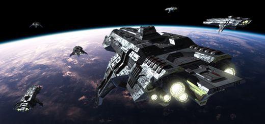 mémo - Autres règles (vaisseaux spatiaux)