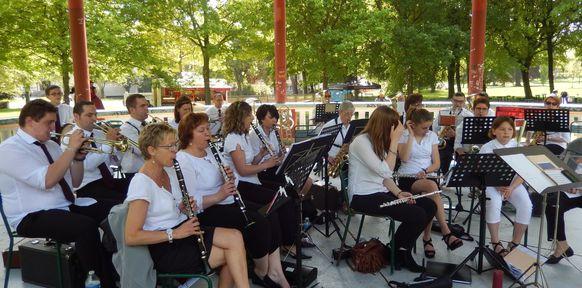 Blog de l 39 harmonie de pas en artois pr sentation et for Au jardin du gouverneur