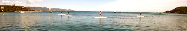 Stand Up Paddle Station