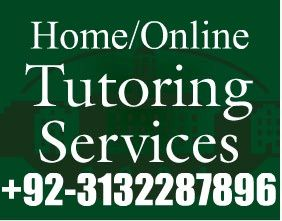 Ahnaf Home Tutor and Tuition Academy in Karachi & Lahore, Private