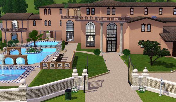 Maisons Des Sims 3 T L Chargement Sims 3