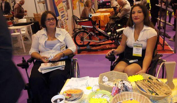 Le handicap en r gion bretagne for Salon autonomic rennes