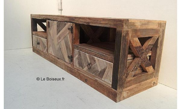 le boiseux artisan recycleur plateaux de tables en bois recycl sur mesure. Black Bedroom Furniture Sets. Home Design Ideas