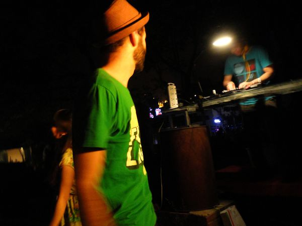 Reggae night!