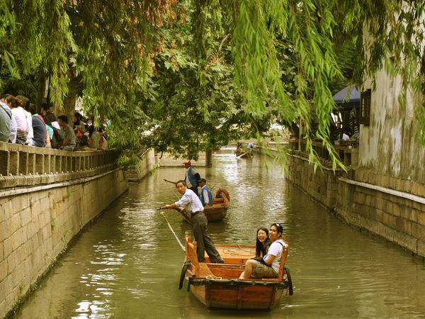 Escapade a Suzhou.