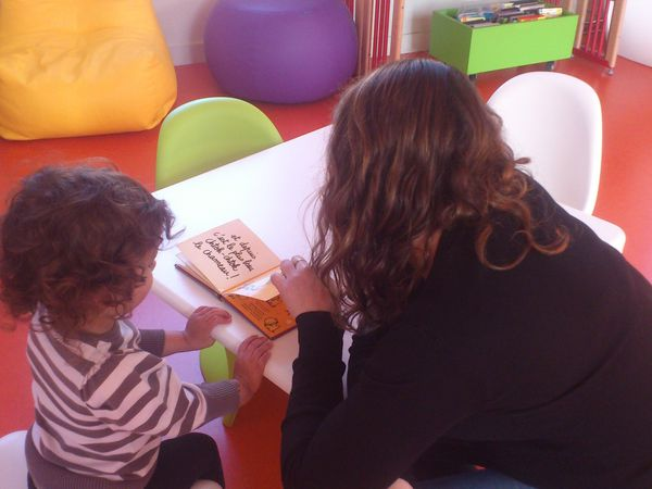 Les livres, c'est bon pour les bébés (et pour les plus grands aussi ! )
