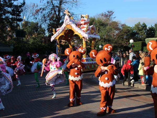 Le Noël enchanté de Disneyland Paris (2015)