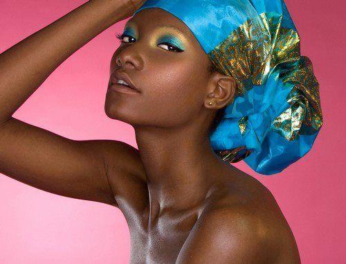 Les foulards africains