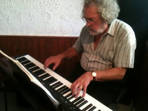 25/07 : Apéro-musique, avec Danyve