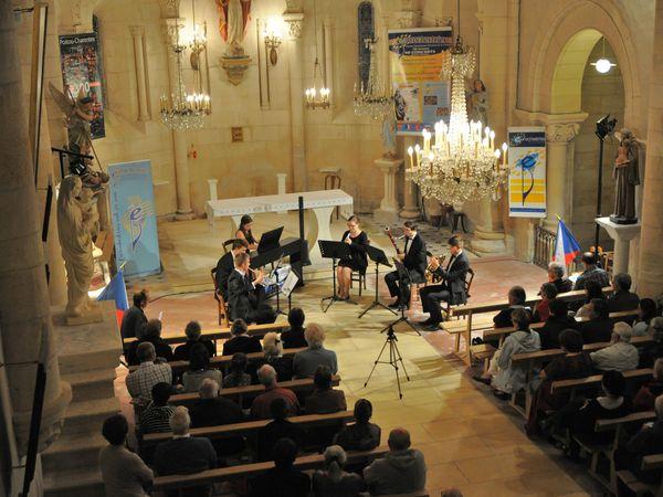 Concert des Eurochestries le 8 août 2015