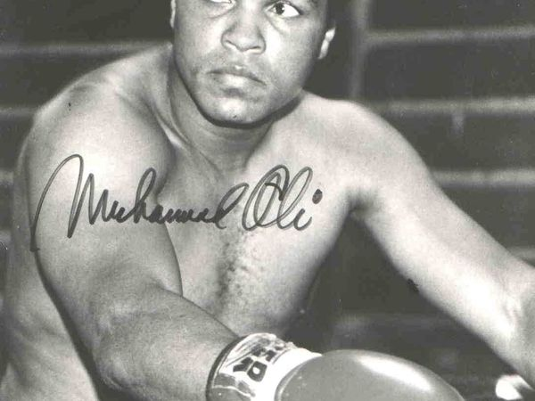 2nd TOPIC: Mohamed Ali a Symbol of American Culture