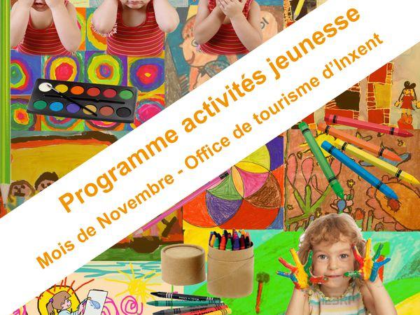 Brochures activités