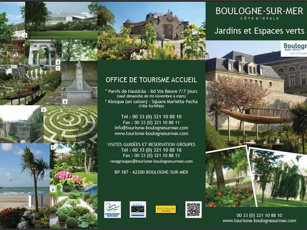Stage Office de tourisme
