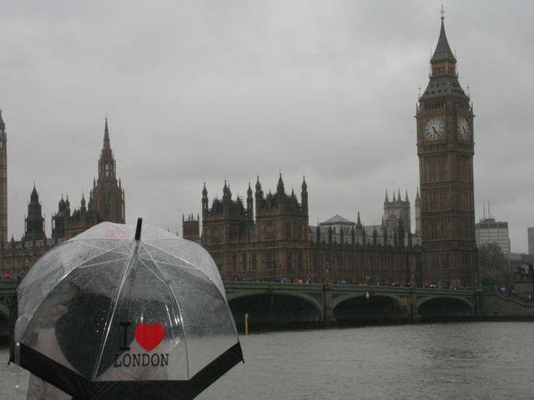 Londres, avril 2012