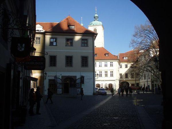 2012 Prague la charmante  au printemps