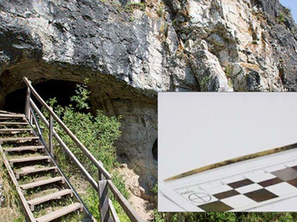 L'aiguille la plus ancienne du monde découverte dans une grotte en Sibérie