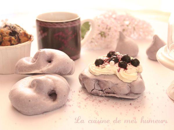 Petits monochromes: Trois petits desserts