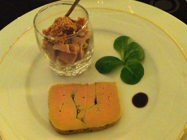Foie Gras mi-cuît au Gros Sel - pour 6 personnes