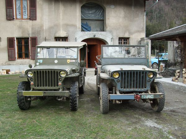 restauration de jeep willys mb de 1944. Black Bedroom Furniture Sets. Home Design Ideas