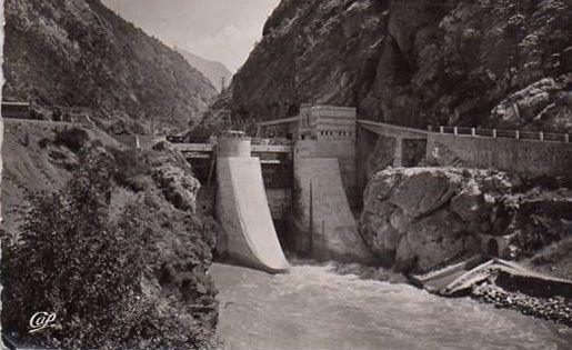 Le barrage des echelles d'Annibal