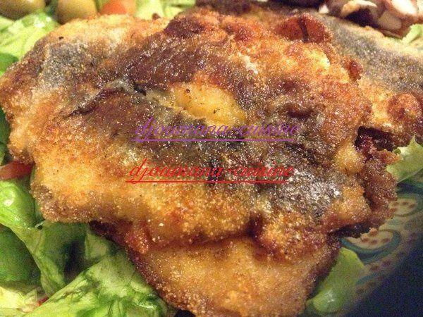 Sardine farcie à l'algérienne