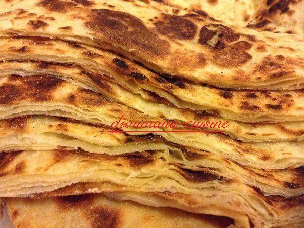 Meloui marocain ou  المورقة الجزائرية