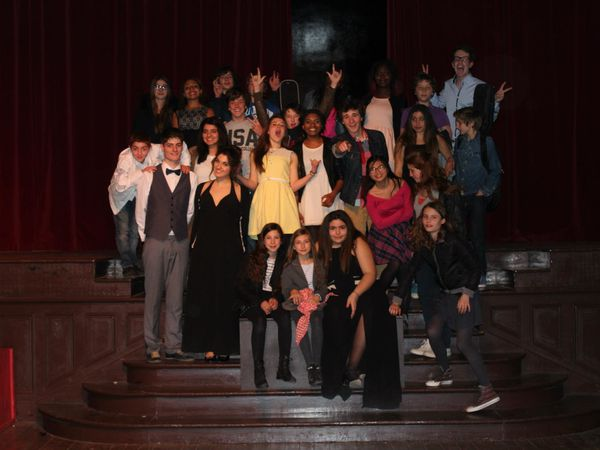 Les photos du gala ! © Lycée Jacques Decour