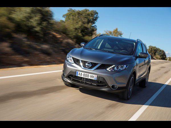Nouveau Nissan Qashqai...SUV 5 étoiles!