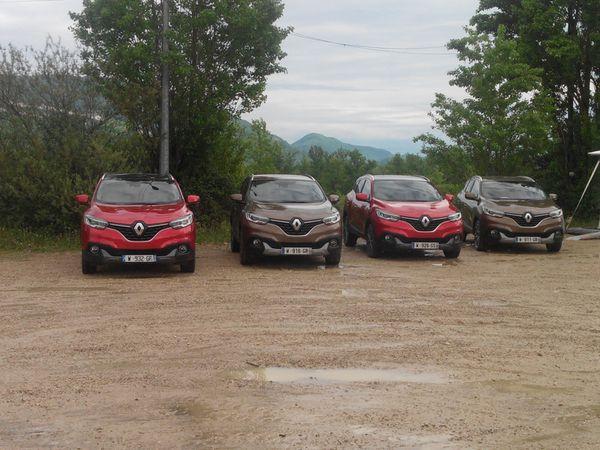 Nouveau Renault Kadjar à l'essai!