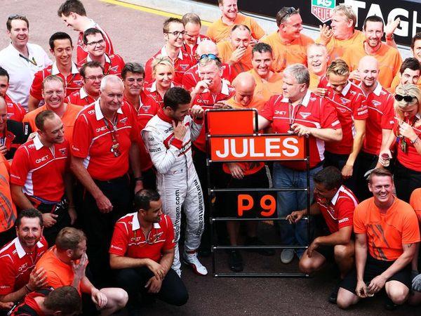 Jules Bianchi nous a quitté!