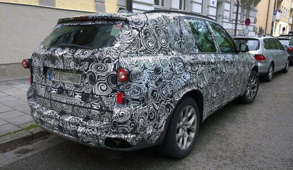 Le SUV BMW X7 fait son apparition!