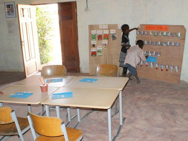 Second atelier d'expression écrite.
