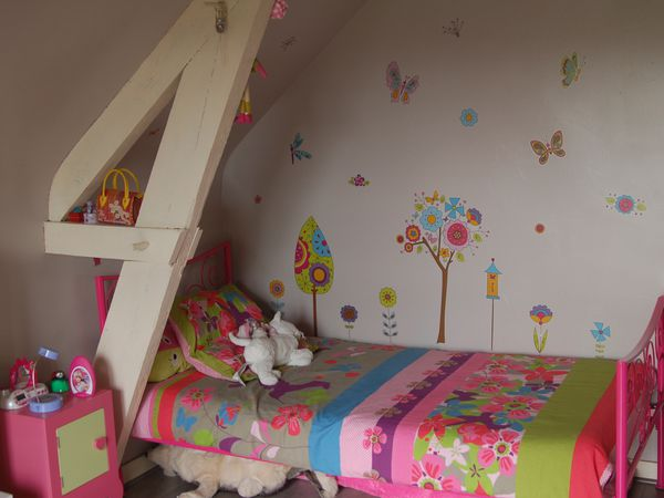 la chambre de Juju