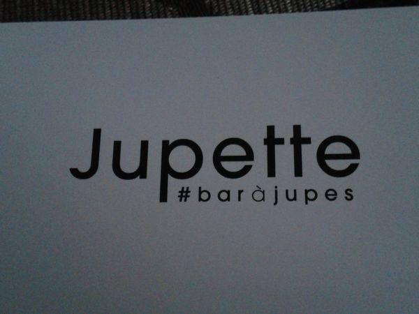Quand les Bobinettes découvrent Jupette...!