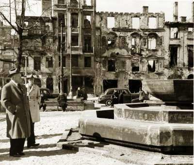 Wdziecznosc (after war 1939-45)