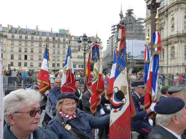 Photos de Rose-Marie Serrano militante très active en région parisienne pour la mémoire des républicains espagnols. Un grand merci à Rose-Marie pour son engagement et son aide précieuse