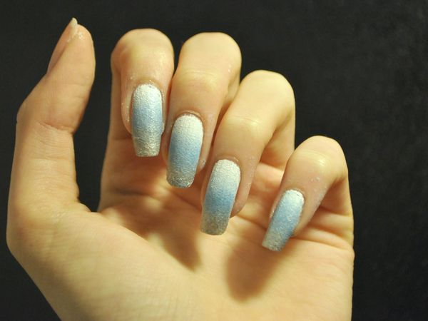 [Nailstorming] Ice queen