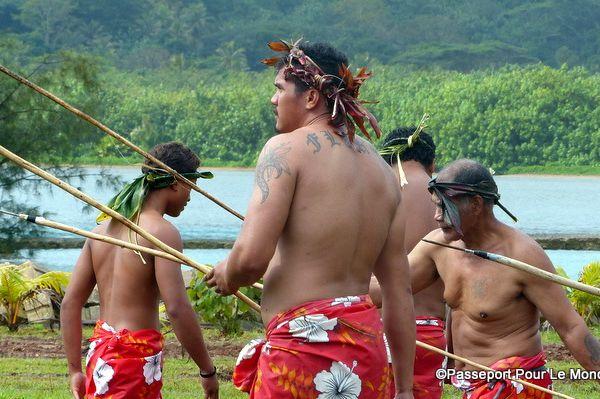 RAIVAVAE : l'île oubliée du pacifique sud
